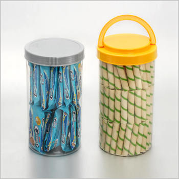 PET Plastic Jar for food Duy Tan Plastic in Vietnam