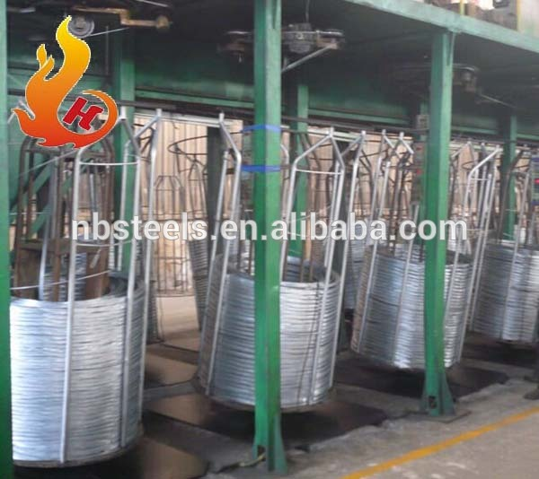 19mnb4 steel wire rods