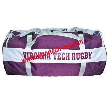 Custom design 100% polyester sports bag