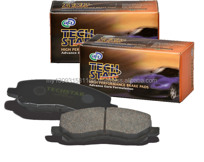TECHSTAR BRAKE PAD