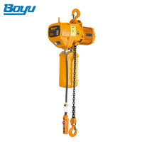 Elevating Capacity 0.5T Small Electric Chain Hoist Chain Block Factory Wholesale