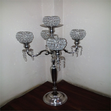 candelabras with bowls for flowers,wrought iron hanging candelabra,candelabra with flower bowl