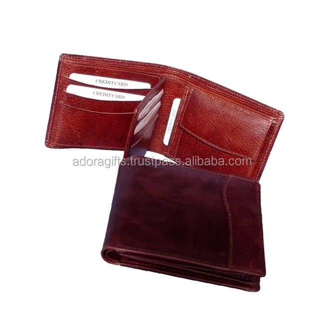 Men Gender and Polyester, Pu , Pvc , Canvas Material durable man leather wallet