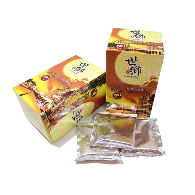 Malaysia Bentong Instant White Coffee