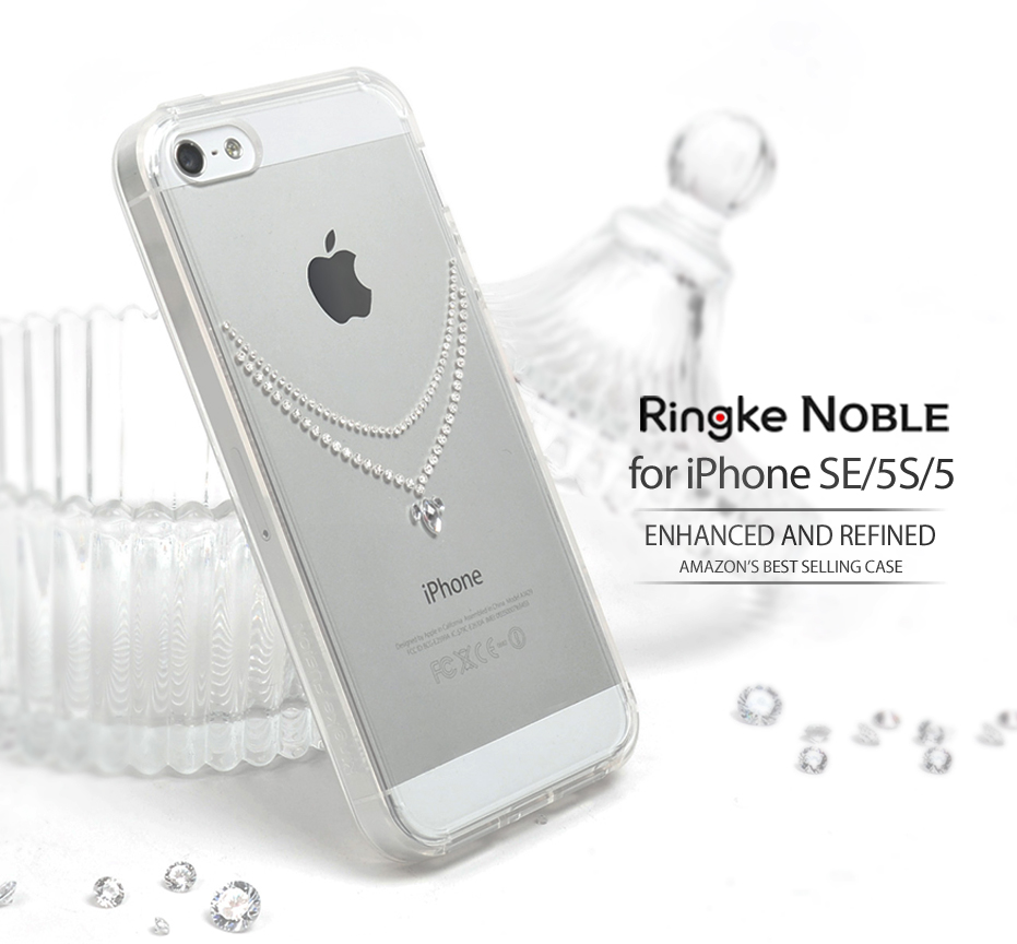 [Ringke] Ringke Noble - Smart Phone Case for iPhone 5/ 5S/ SE