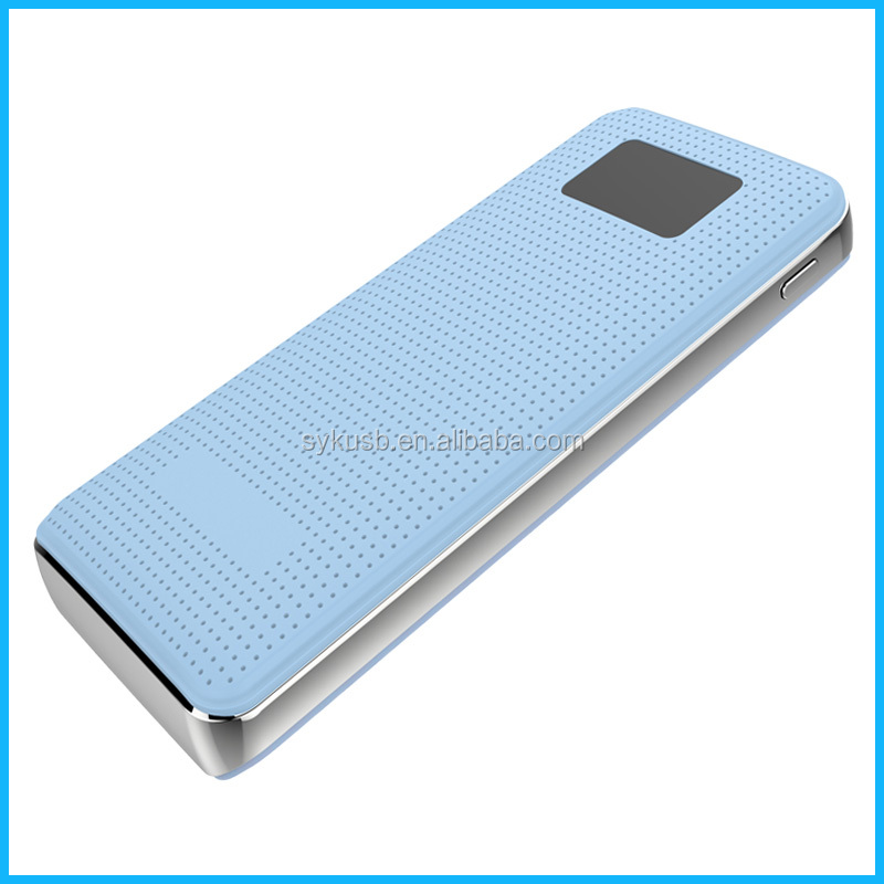 Wholesale Customized ABS Material Mini Power Bank with Top Quality
