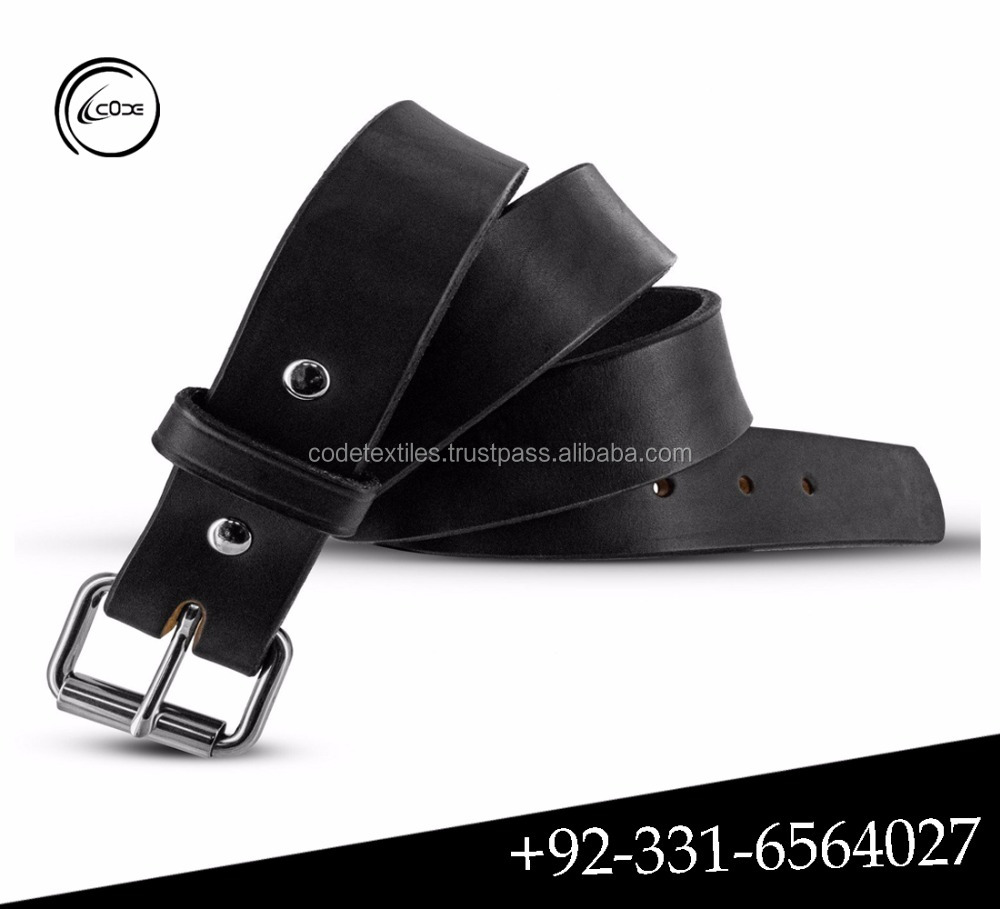 CODE TEXTILES | Men's Classic Dress genuine Leather Belt Hot sale Genuine Leather Belts