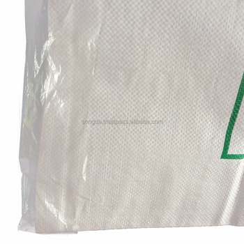 Water resistance PE liner PP woven sack