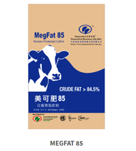 RUMEN MEGFAT 85 / Energy source for ruminants to improve milk production, quality & increase fertility