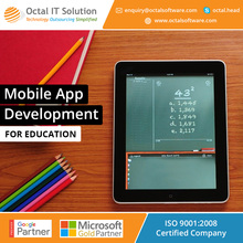 Education Mobile App Development, E-Learning App Developers