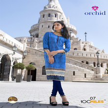 Orchid vol-2 branded kurtis