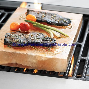 HOT SALE HIMALAYAN PINK SALT COOKING TILES PLATES BRICKS BLOCKS TRAY