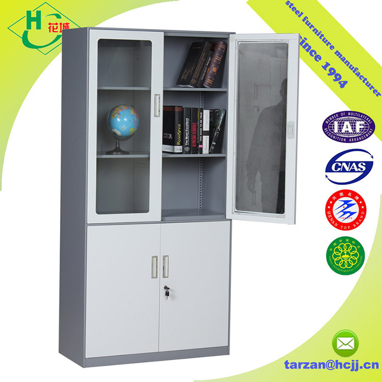 Factory price glass door laboratory cabinet chemical storage cabinet