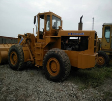 Japan Kawasaki original parts KLD 85Z Wheel Loader for sale in china