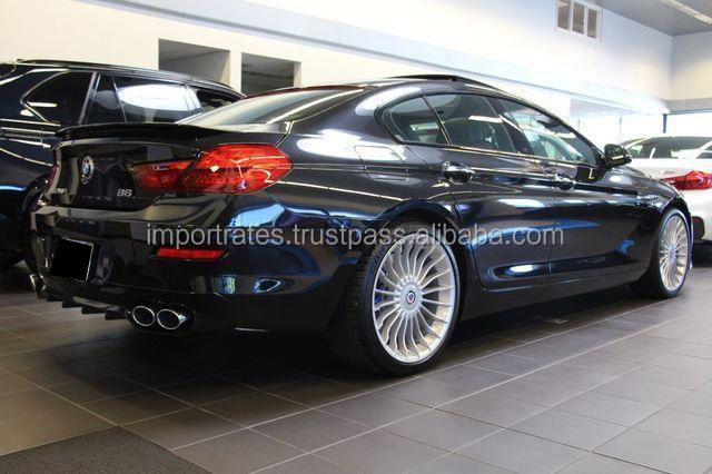 2017 ALPINA B6 Gran Coupe Base