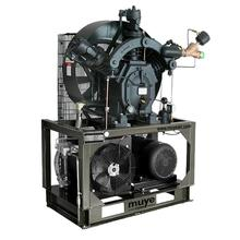 Fast PET high pressure 30HP 22kw booster blow moulding piston air compressor BC series