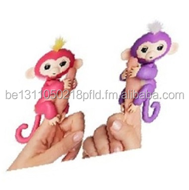 COMPLETE SET OF ALL 7 FINGERLING Interactive Pet Baby Monkey and Monkey