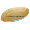 Best selling quality eco-friendly handmade vietnam bamboo serving platters