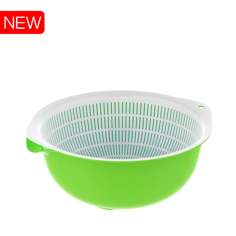 HOT SALES  WITH HIGH QUALITY# Plastic round basket basin 40MM #Duy Tan Plastics # MADE IN VIETNAM