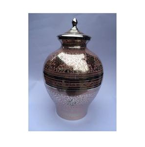 western style funeral urn