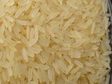 Thai Long Grain Parboiled Rice 5% Broken 100% Sortexed
