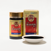 6-Years Korean Red Ginseng Extract Gold (240g) / Recovery vigor !