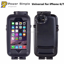 Underwater 10 Meter Diving Waterproof Phone Case for iPhone 7 Universal Housing for iphone 6 6s Taking Photos Videos