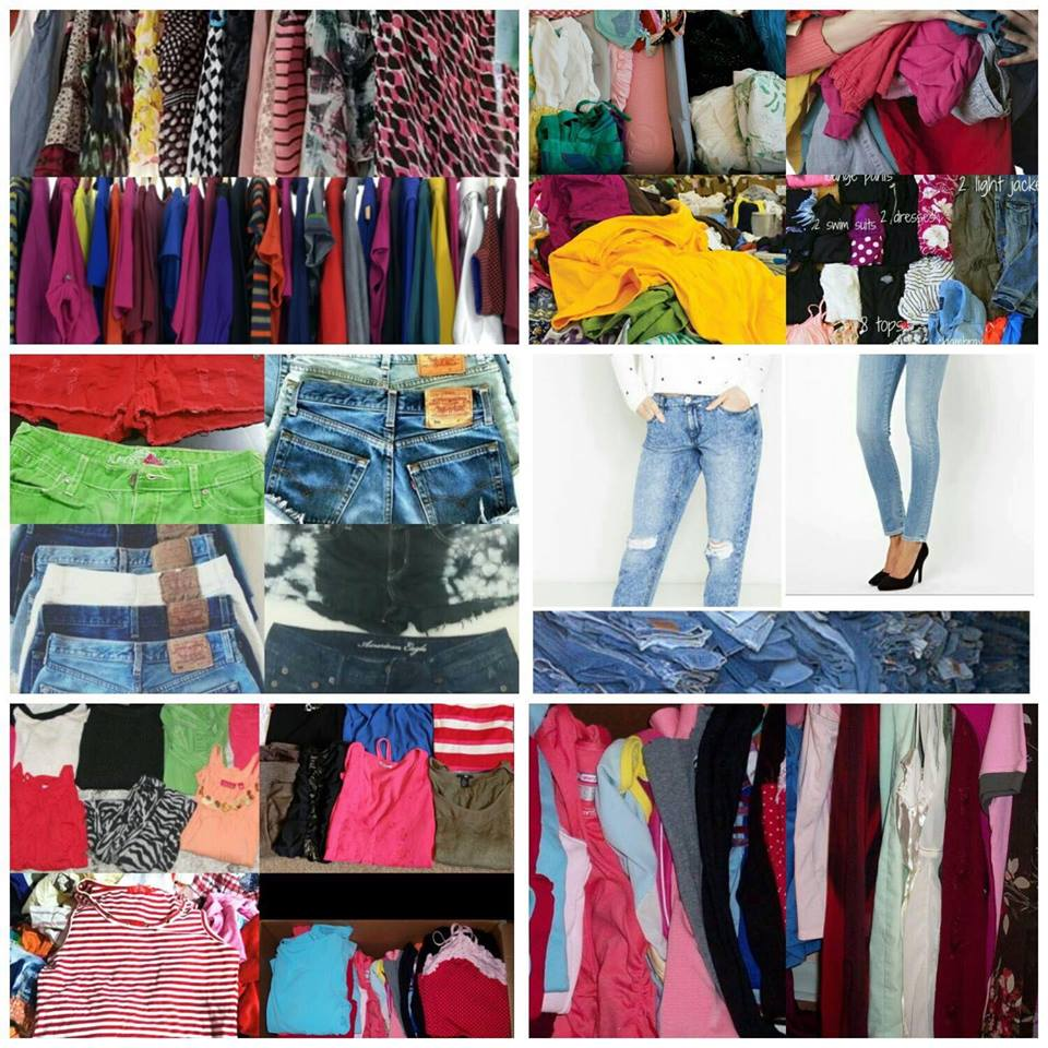 USA Imported Used Branded Clothing