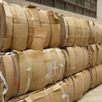 High Quality Used Cardboard Waste Paper