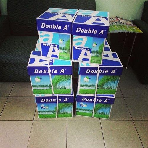 A4 Copy Paper one brand A4 80GSM 80gsm white A4 copy paper, photocopy paper, office pape