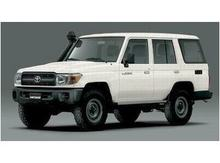 RHD Land Cruiser 76 4WD std
