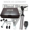 Latest REAL STAR Otoscope Opthalmoscope Ent Set With 3 Specula, New Surgical usa Instruments/ Surgical Diagnostic Set 2017