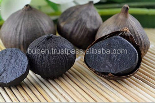 Vietnam Factory of Natural Organic Single Black Garlic with many benefits