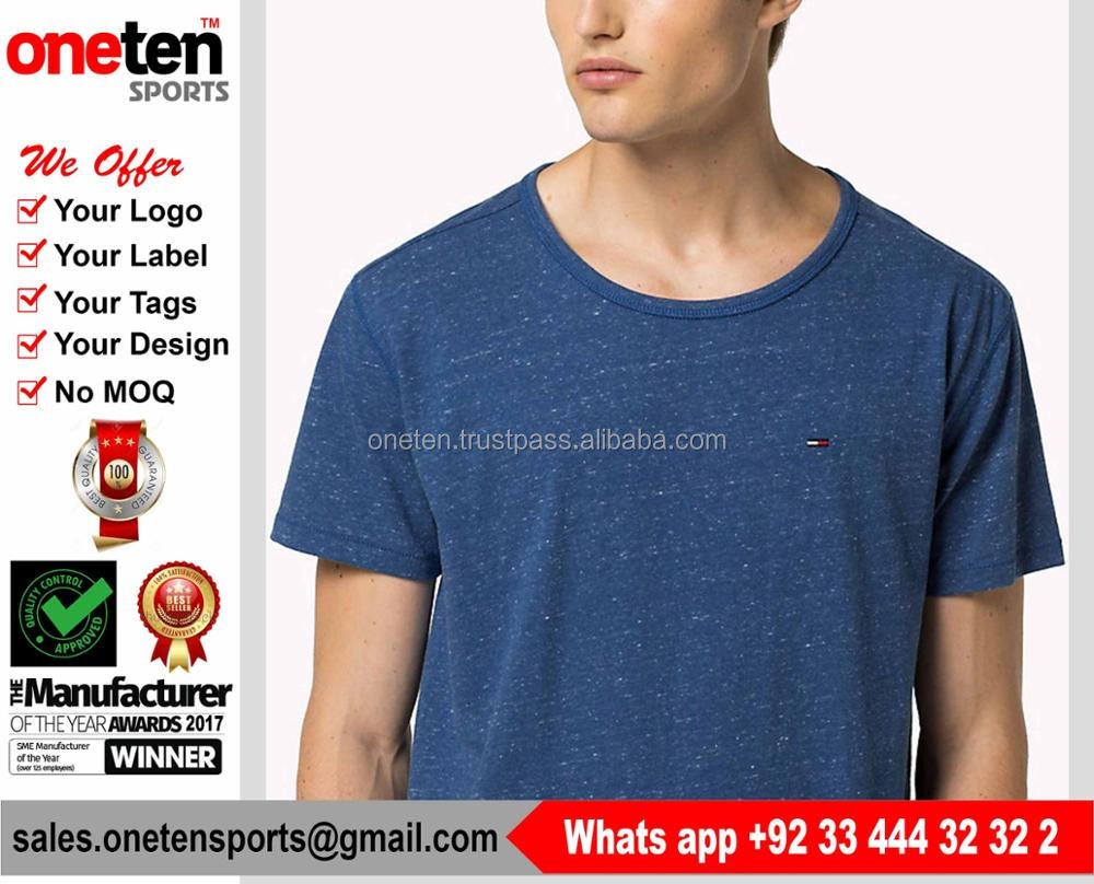 Athletics Mens Gym Fitness High Quality T Shirt With printing Logo