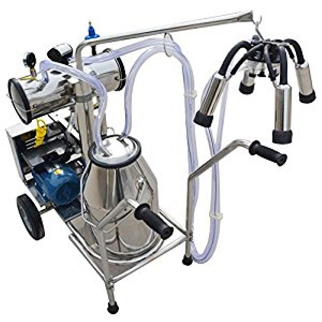 Cow Milk Vacuum Pump