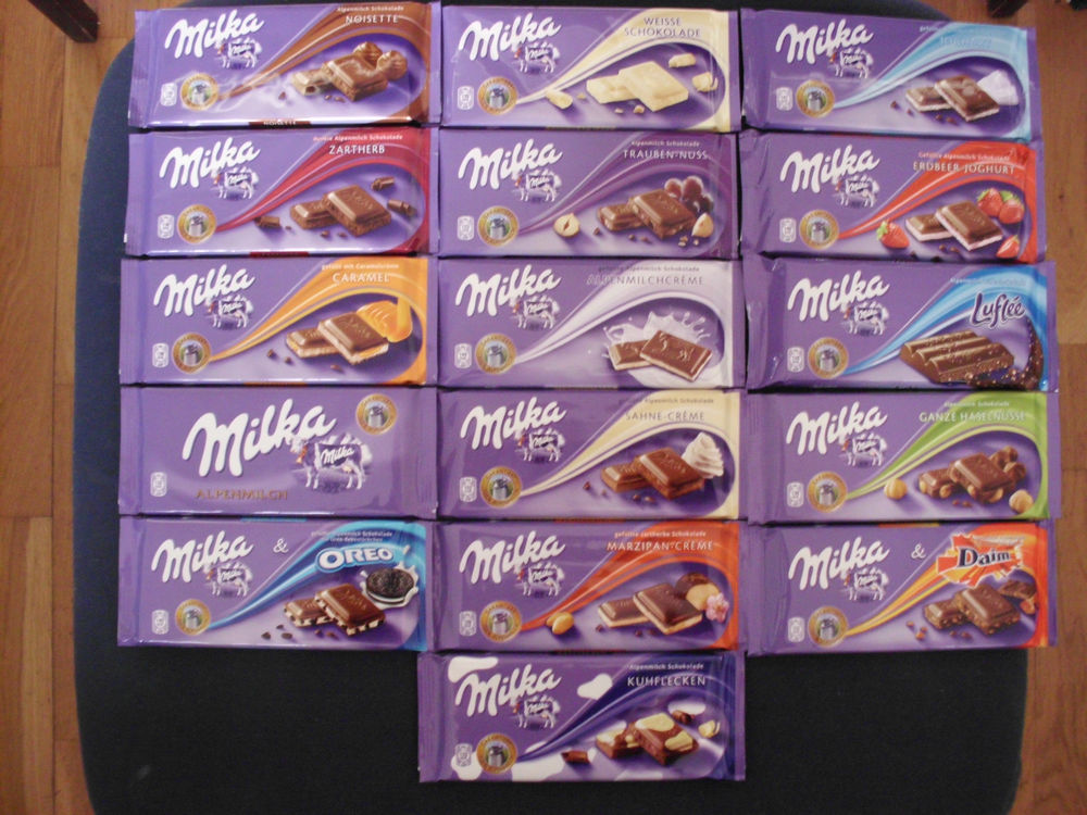 Baronial Milka Chocolate 300g Available