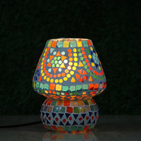 Wholesale Glass Table Lamp Multi-color Handmade by Brahmz
