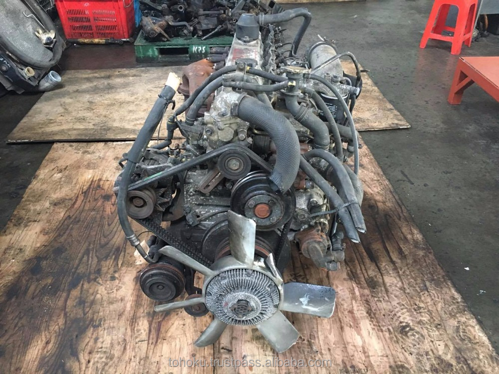 Used Engine Hino H07D m/t 5sp air | Japanese used auto parts/used engine of Hino/used car engine/used diesel engine