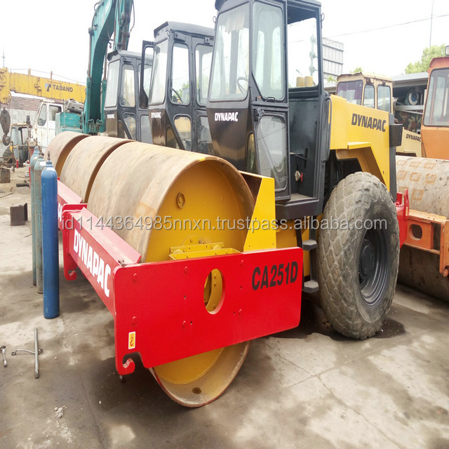 DYNAPAC 21 ton -25 ton Static pressure roller vibratory road roller Sell at a low price