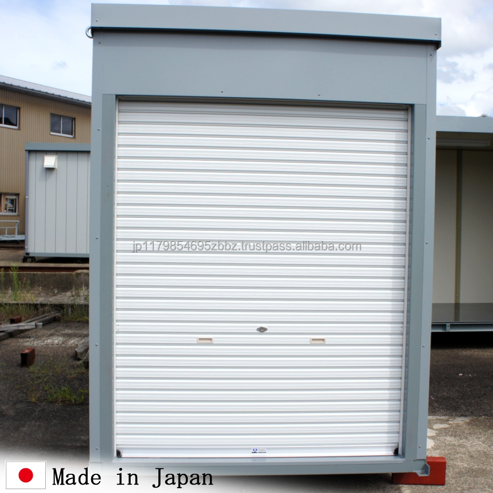 Durable Prefabricated Storage Made in Japan , Custom Made and OEM Also Available