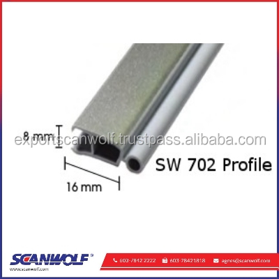 Best Quality Roller Shutter Fitting parts for Furniture Cabinet Rolling Shutter made from Malaysia