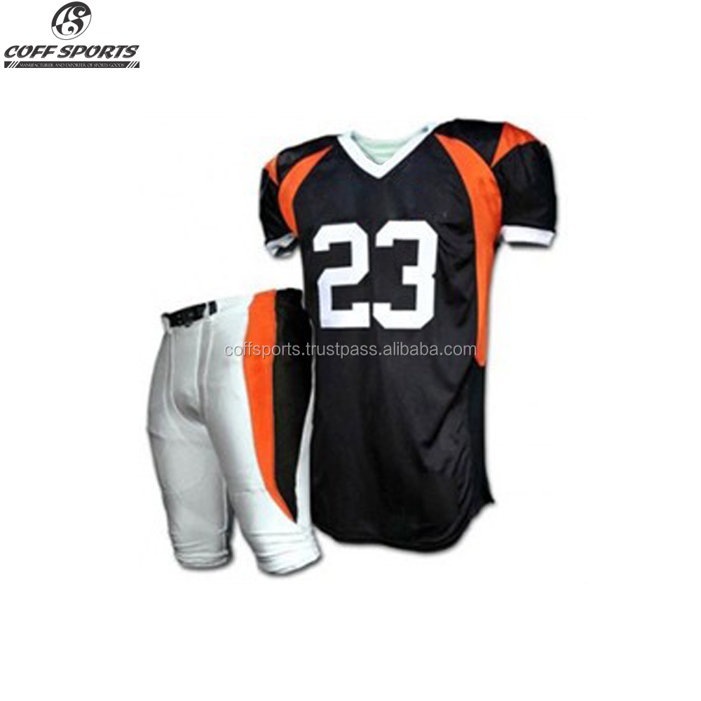American Football Uniform Made In Pakistan