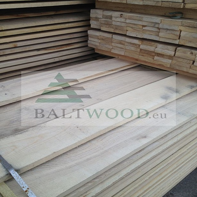 Cheap White Ash lumber from Latvia