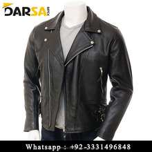 2017 winter high quality genuine used leather jackets for man with any different styles & colors
