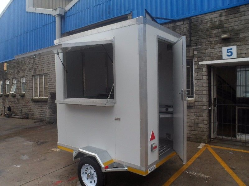 BRAND NEW MOBILE FOOD TRAILER