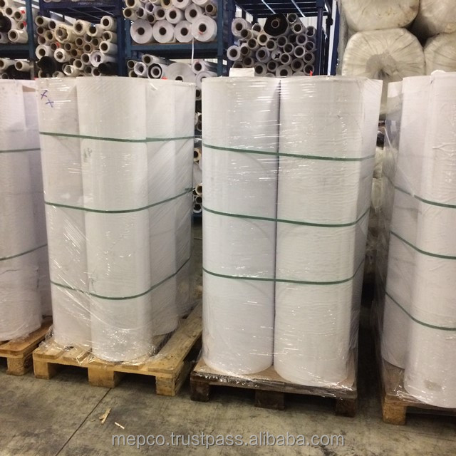 Stocklot Tag material; Jumbo rolls Textile and Label Material