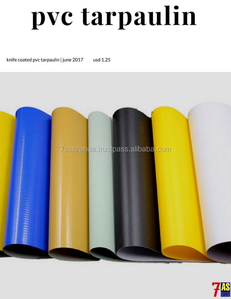 HIGH QUALITY CHEAP PVC TARPAULIN TEXTILE POLYESTER FABRIC