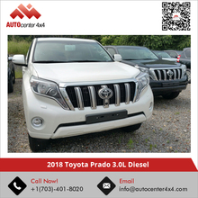 2018 Toyota Prado 3.0l Turbo Diesel 7 Seats Executive at Best Price