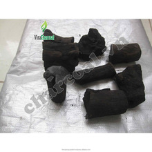 Hookah shisha coffee charcoal in lump shape with good heat value and long burning time