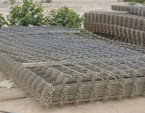 BRC Fence Wire Mesh for Concrete Wall